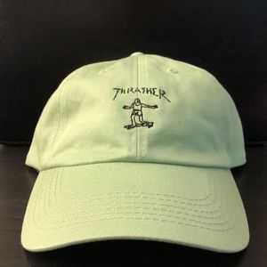 """Thrasher """"Gonz"""" Dad Hat"""